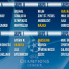 SORTEO DE CHAMPIONS LEAGUE: Difícil para el Real Madrid.