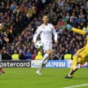 CHAMPIONS LEAGUE: REAL MADRID 1 TOTTENHAM 1