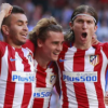 REAL MADRID 1 ATLETICO MADRID 1 .- UN EMPATE QUE SABE A GLORIA