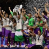 EL REAL MADRID CAMPEON DE LA CHAMPIONS LEAGUE Y VAN 12.-